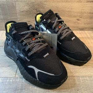 Adidas x 3M Nite Jogger J Black Reflective